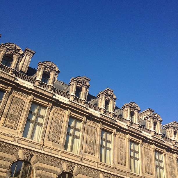 le louvre, paris