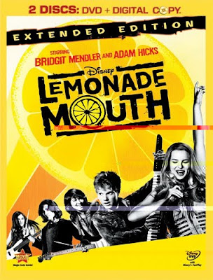 Ver Lemonade Mouth Película Online Gratis (2011)