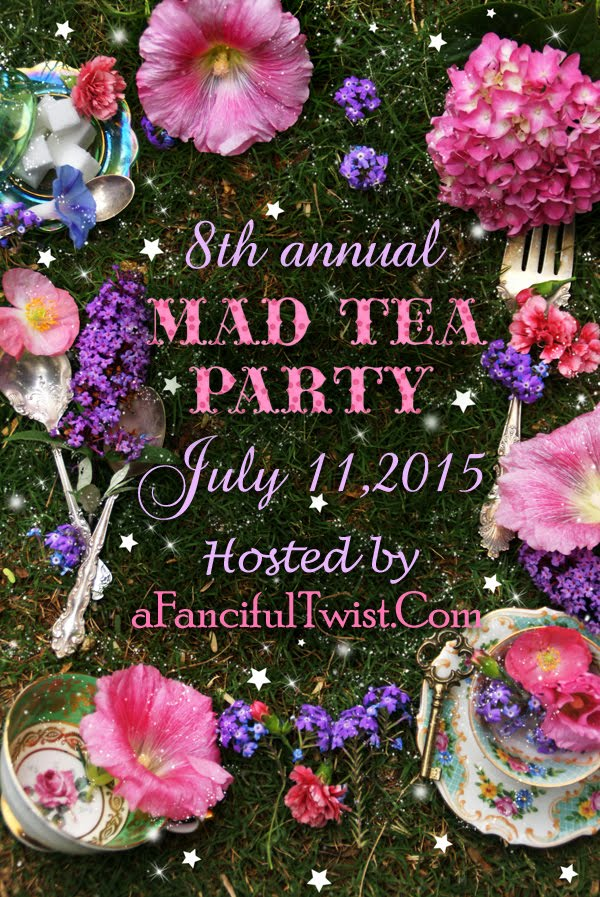 Join me and lots of others for Vanessa's annual blog tea party!