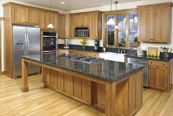 Manufactured Kitchen Cabinets