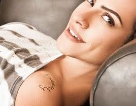 Tatuagens da Cléo Pires