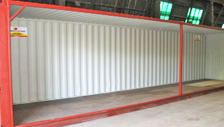 Containers d 39 occasion amenages for Prix container occasion