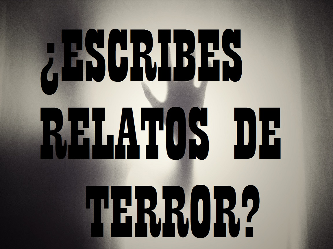 Convocatoria de relatos de terror