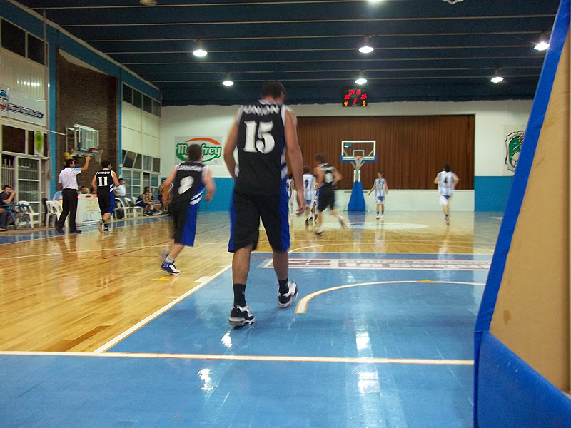 Deporte en freyre basquet gan en su casa for Comedor 9 de julio freyre
