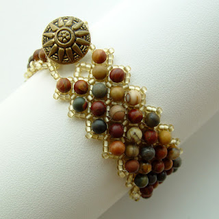 beaded bracelet beading bead artists blogs blogspot