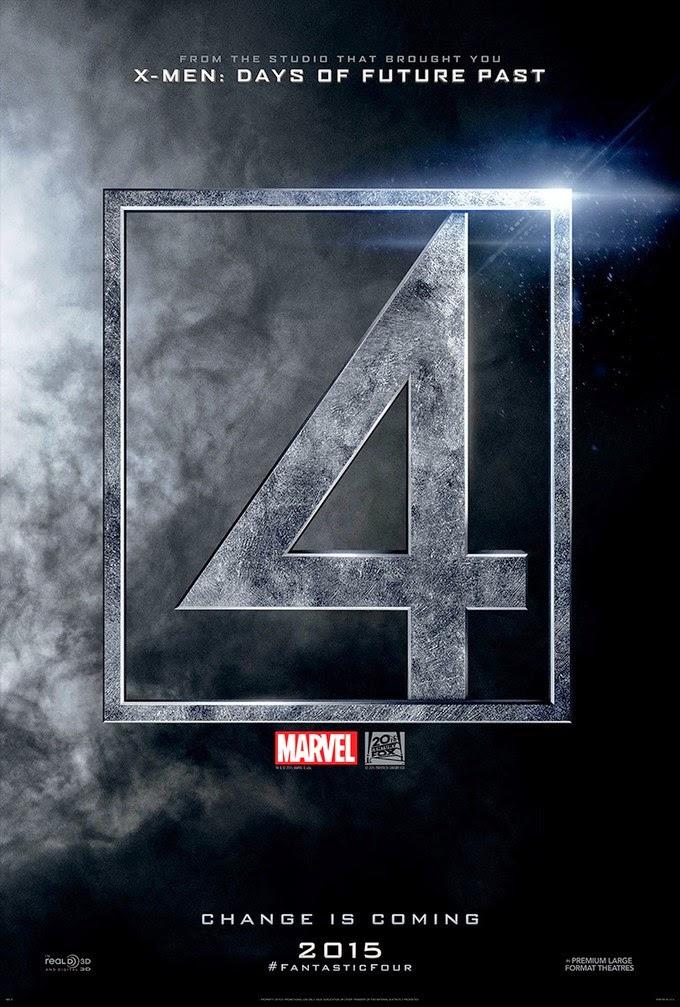 Fantastic 4 Teaser Poster