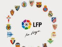 Jadwal La Liga Spanyol Terbaru Malam Hari Ini 2014-15