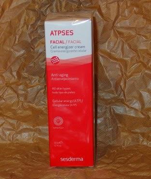 ATPSES Crema Energizante Celular