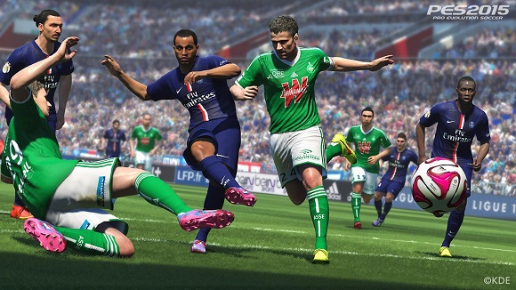 Pro Evolution Soccer 2015 - RELOADED