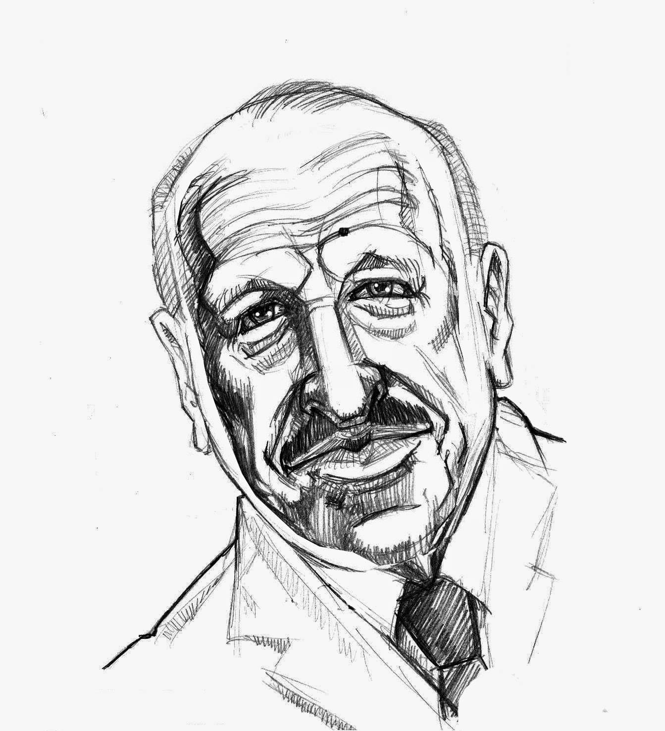 esboço 02 - George Papanicolau