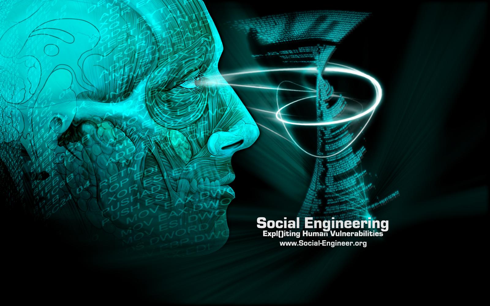 الهندسة الاجتماعية,  الاحتيال الالكتروني, social engineerning