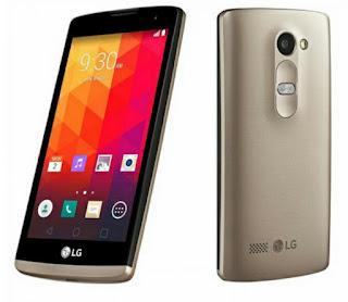 harga dan spesifikasi LG Leon