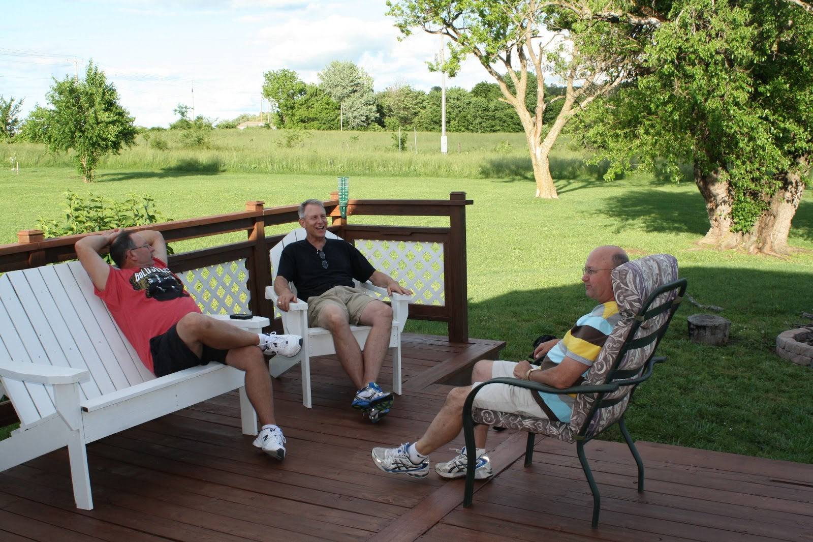 Keeping Up With The Bandermanns: Let the Mini-Vacation