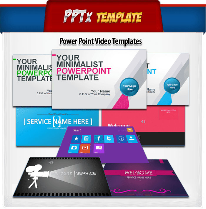 power point video template
