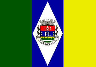 Bandeira do Município de Itaguaí