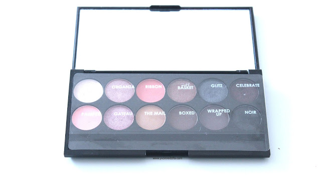 sleek i-divine oh so special palette colours www.yvonnedzifa.com