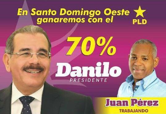 #JuanPerezTrabajando