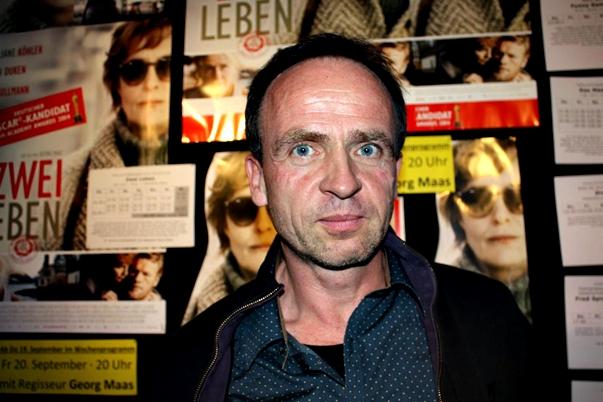 Georg Maas, director de Dos vidas