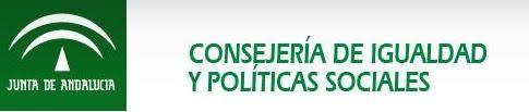 Consejería de Igualdad y Políticas Sociales de la Junta de Andalucía