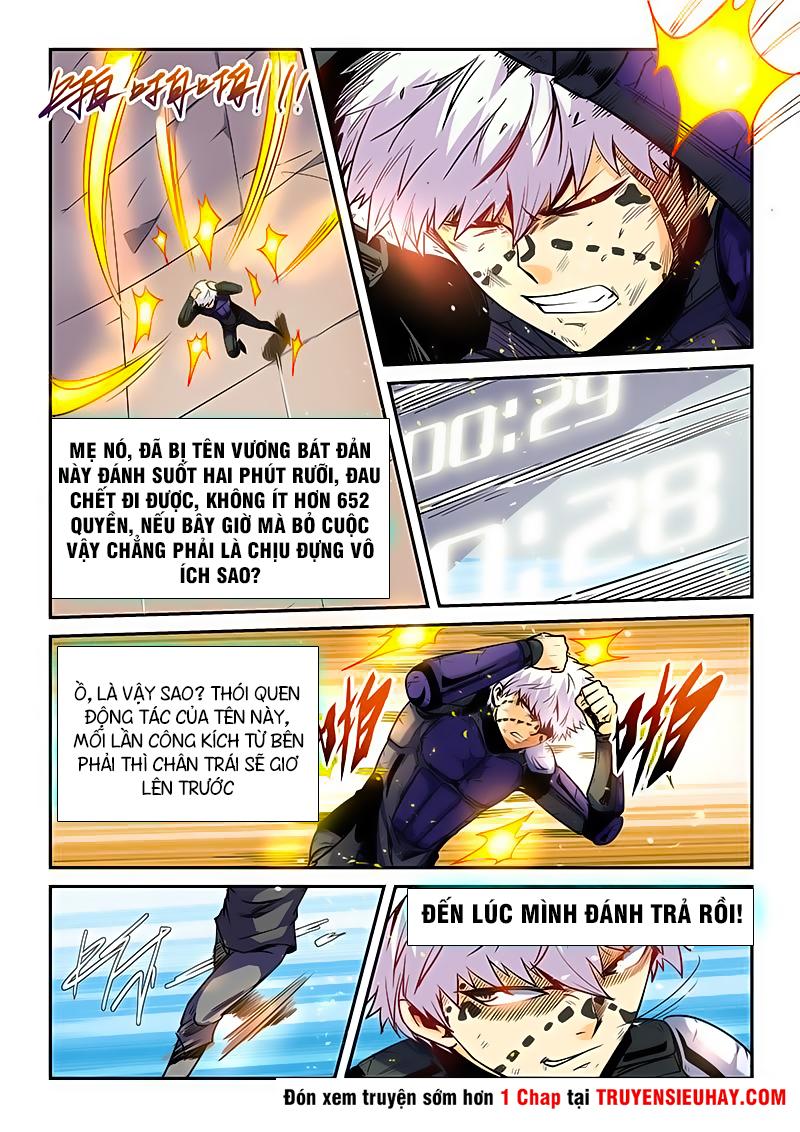Tu Chân Tứ Vạn Niên trang 14