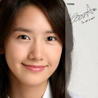 Girls' Generation Yoonaa