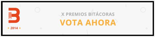 X Premios Bitácoras