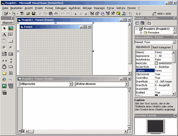 Visual Basic 6.0 en Windows 7 64 Bits y 32 Bits