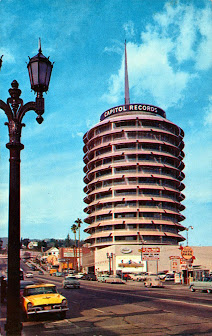 The Capitol Tower - Hollywood
