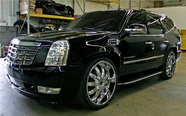 Cadillac Escalade Automotive Todays