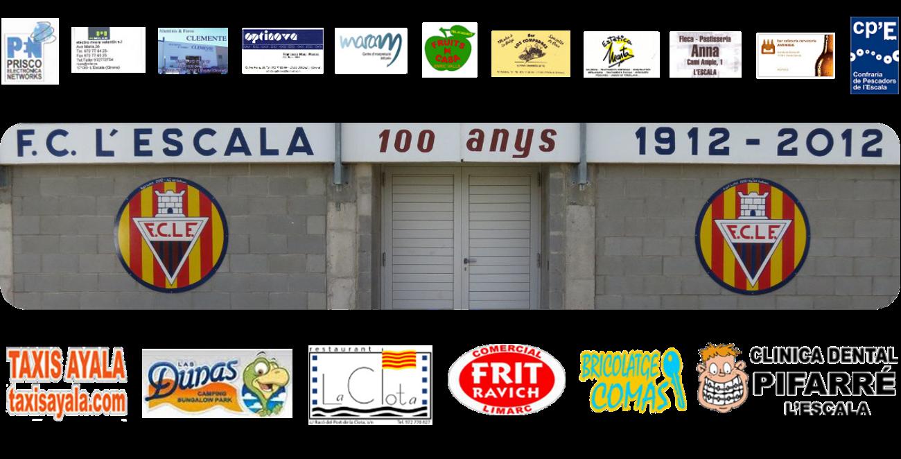 "FC L'Escala: Benjamí ""A"""