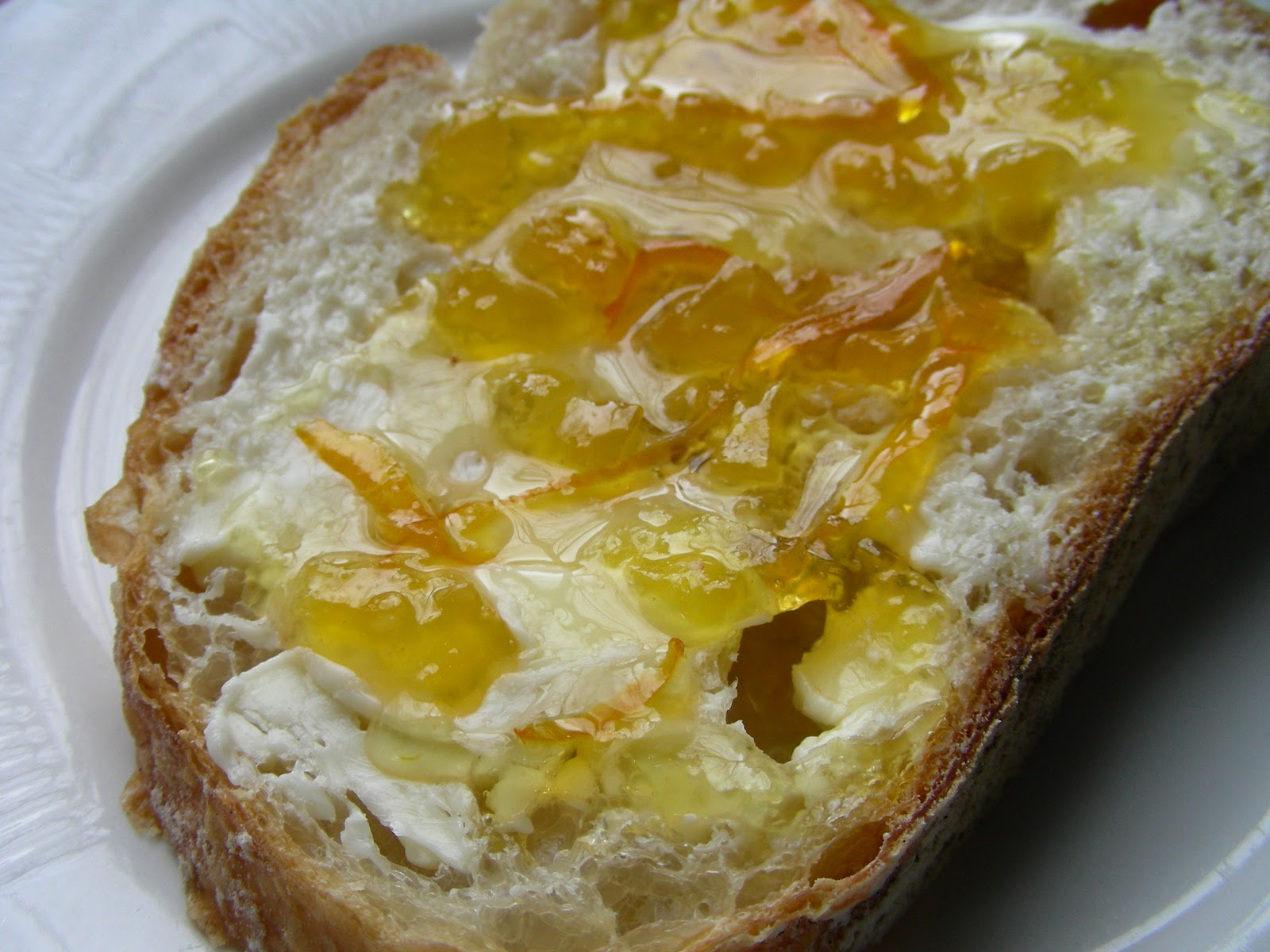 Susan Can Cook: Pineapple and Meyer Lemon Marmalade