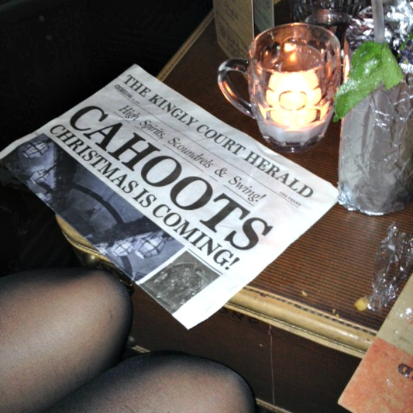 Cahoots, London