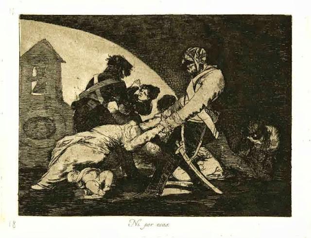 Goya, Ni por esas