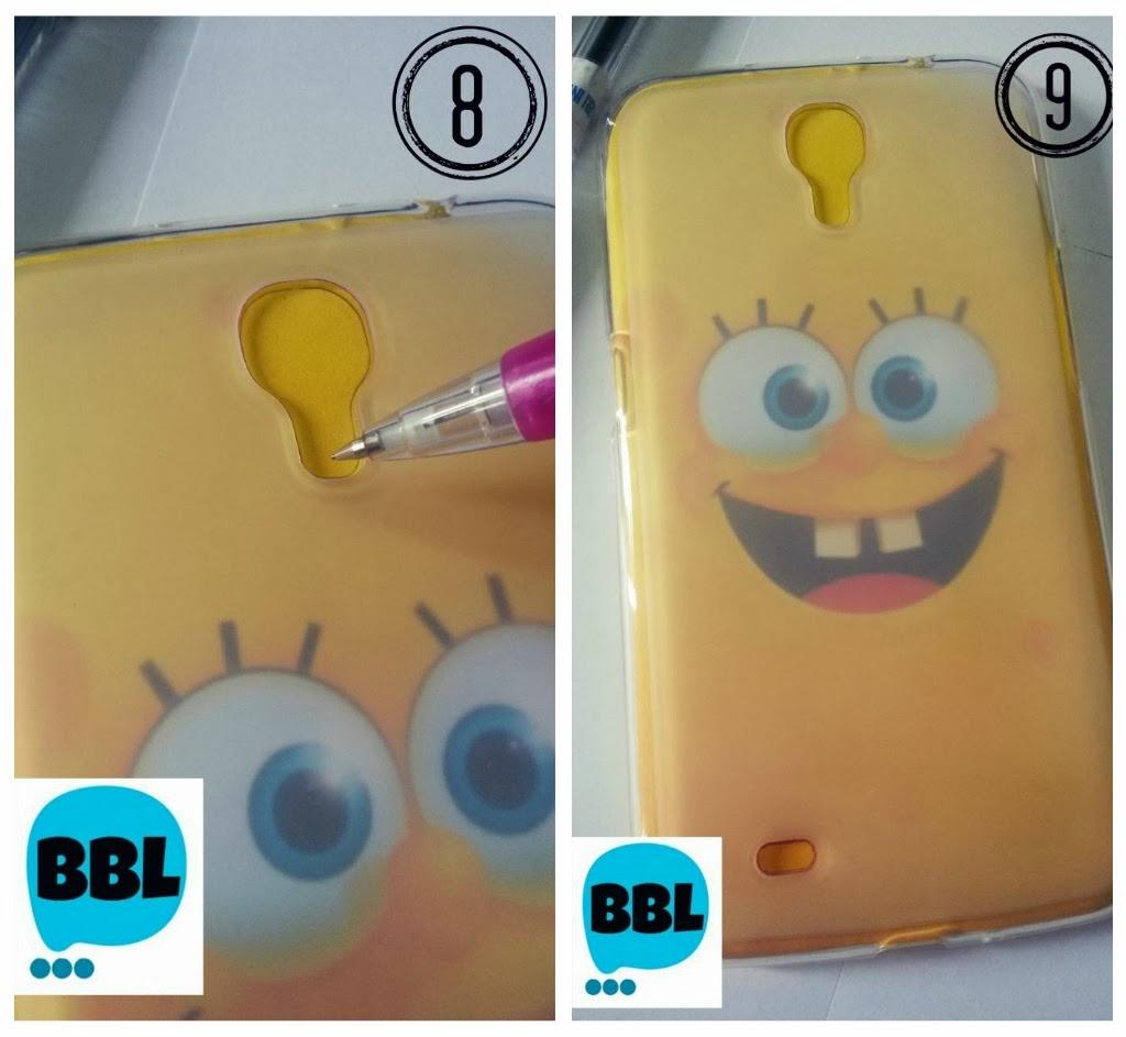 Buat Sendiri Cover Case Telefon Budak Bandung Laici