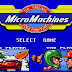 ... do Micro Machines