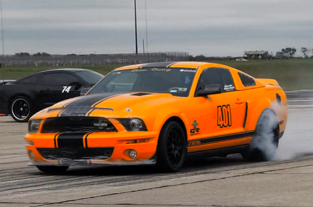 2015 Ford Mustangs Shelby GT500 Super Snake
