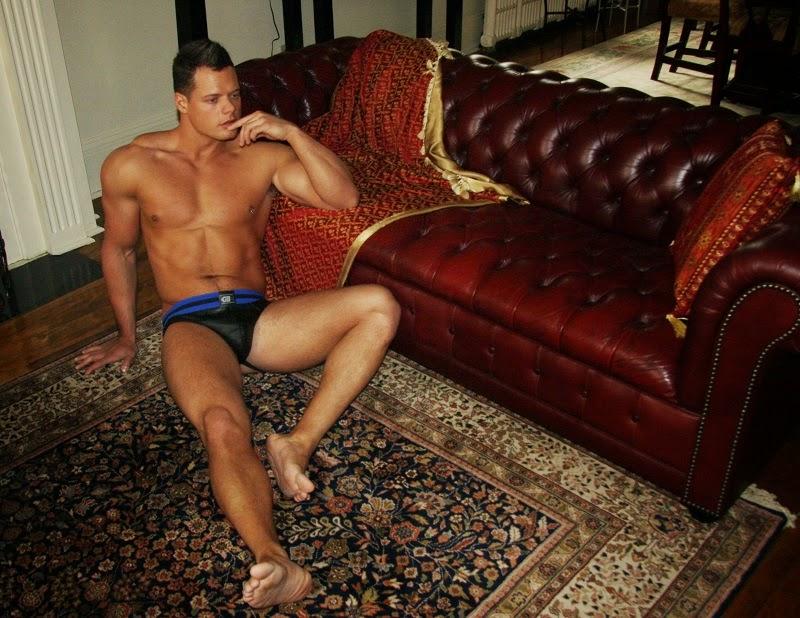 GBGB Wear Steve Jock Brief Mens Underwear