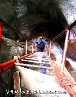 cea mai mare scara din canionul 7 scari