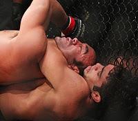 Ryan Quinn Chokes Brett Oteri