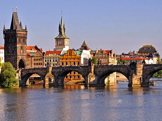 10 destinations Family Travel for 2014  Prague