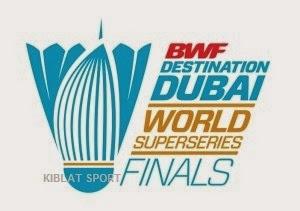 Hasil Babak Penyisihan Grup BWF Super Series Masters Finals 2014