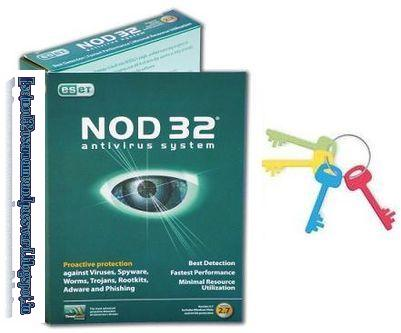 Daily EAV KEY And User Password For Eset NOD32 Antivirus 2013 Updates