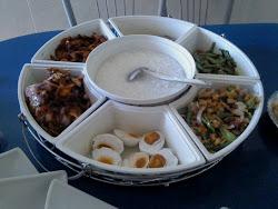 Bubur Nasi Special