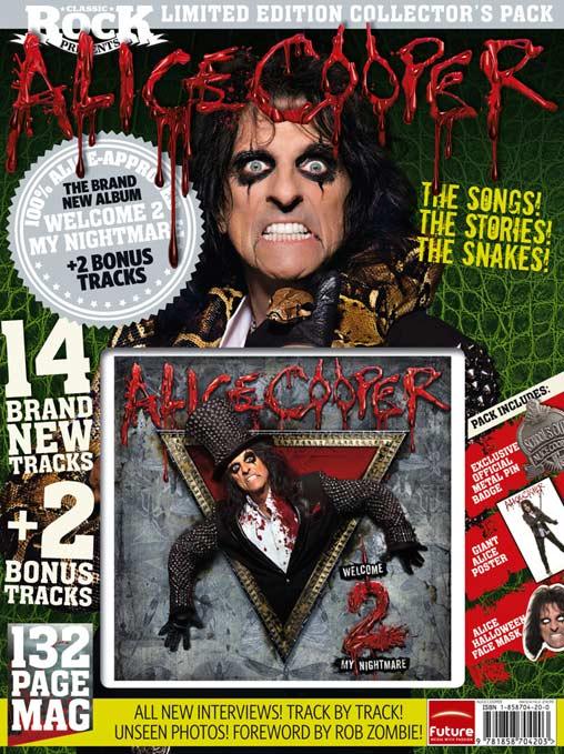 Alice Cooper: Crazy Fan Mail TMZ -
