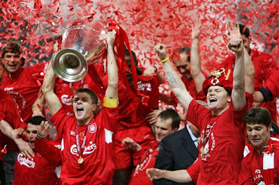 2005 Champions League final Best ever European finals