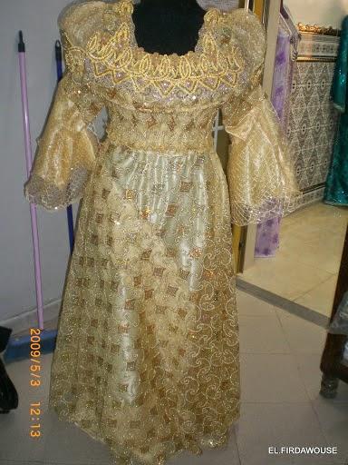 قنادر جزائرية للاعراس