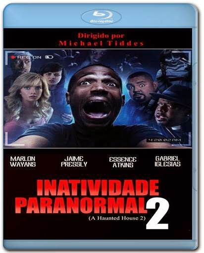 Inatividade Paranormal 2 720p + Bluray BRRip + AVI Dual Audio BDRip