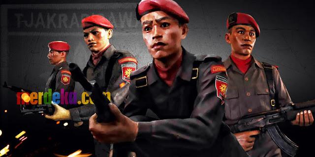 Daftar pasukan TNI yang disusupi PKI & G30S