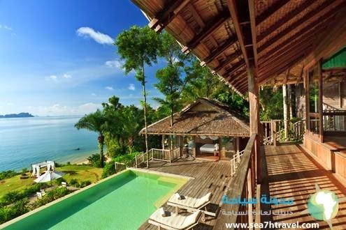 رحلة الى الاماكن الرائعة الفخمة الموجودة في تايلاند