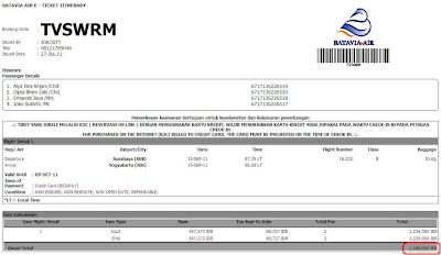 Tiket Pesawat Batavia_1